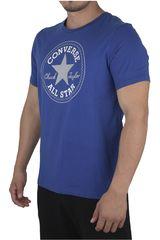 Polo de Hombre Converse Azul / Gris CORE CP TEE
