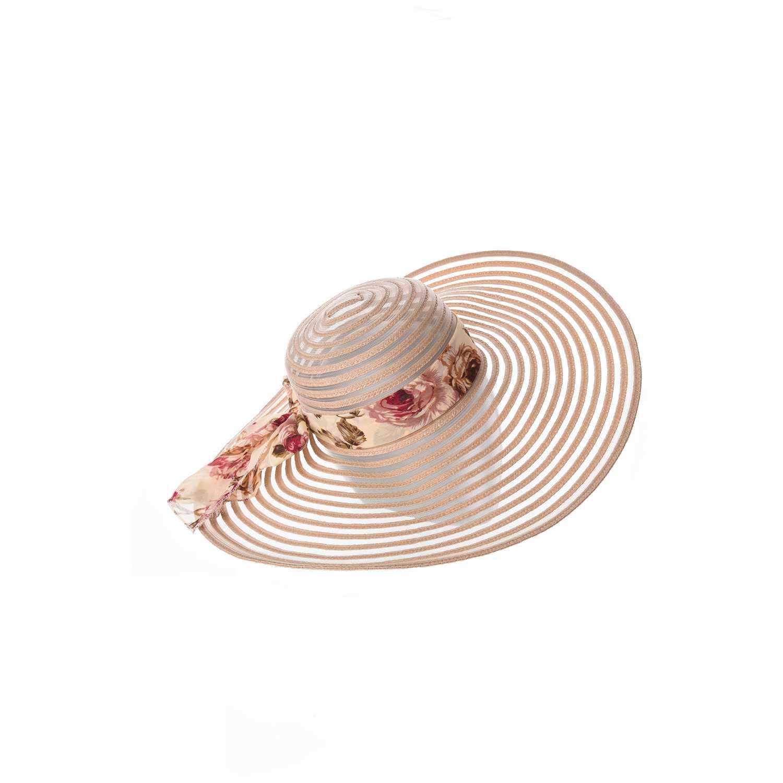 Sombrero de Mujer Platanitos Natural tw4-18-4