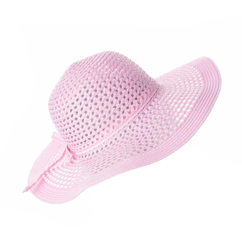 Sombrero de Mujer Platanitos Rosado t7-114-a