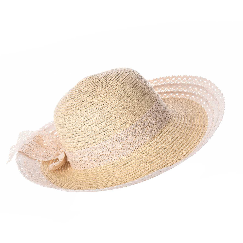 Sombrero de Mujer Platanitos Natural 7712