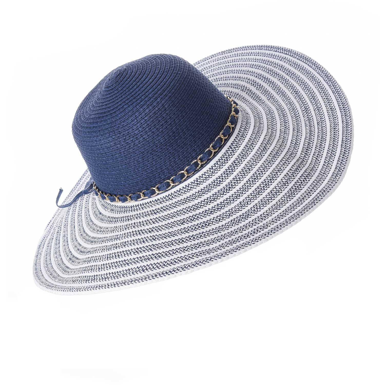 Platanitos Azul de Mujer modelo T7-29-A Casual Sombreros f1d34ae282d