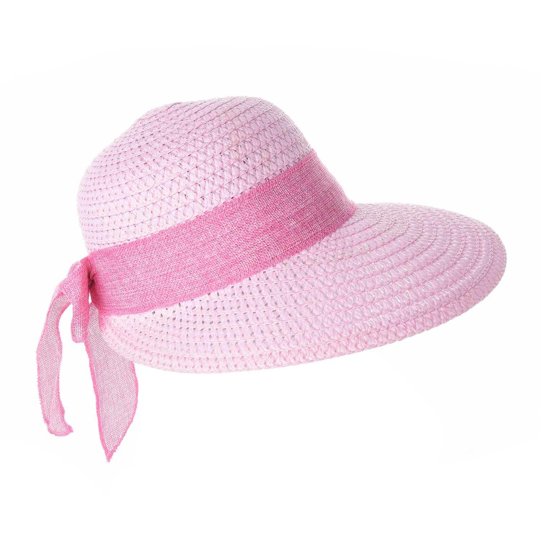 Sombrero de Mujer Platanitos Rosado t48-1