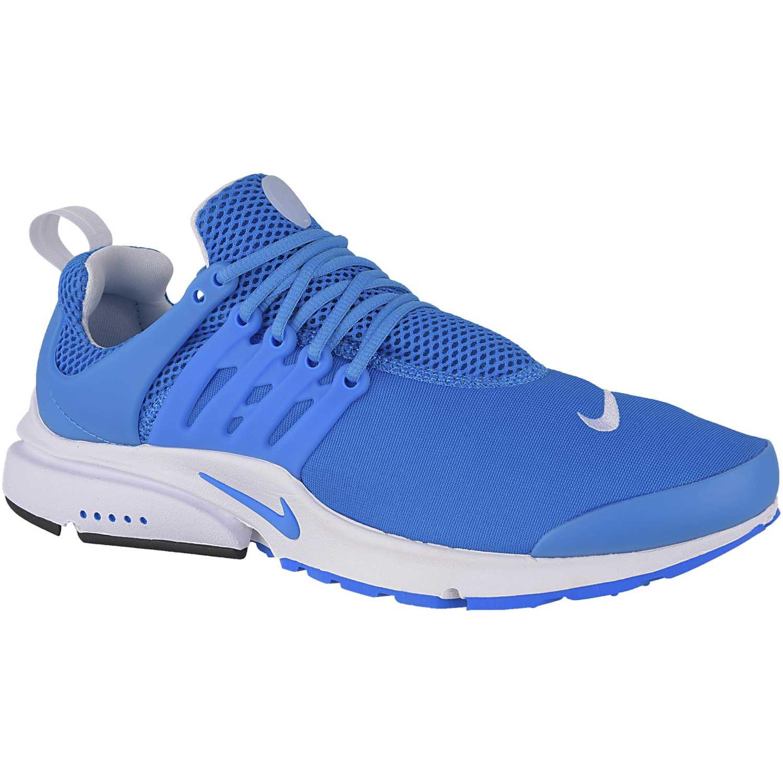 best cheap 3dd9e 0a4ef Zapatilla de Hombre Nike Azulino   blanco air presto essential