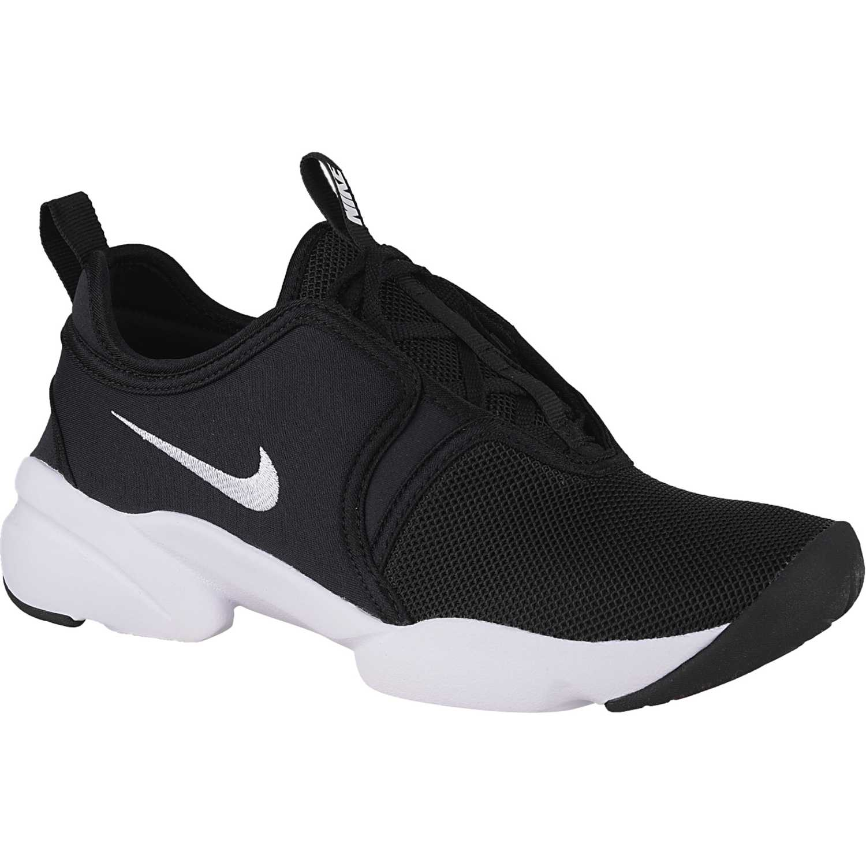 buy online f19a8 1e067 Zapatilla de Mujer Nike Negro   Blanco wmns loden