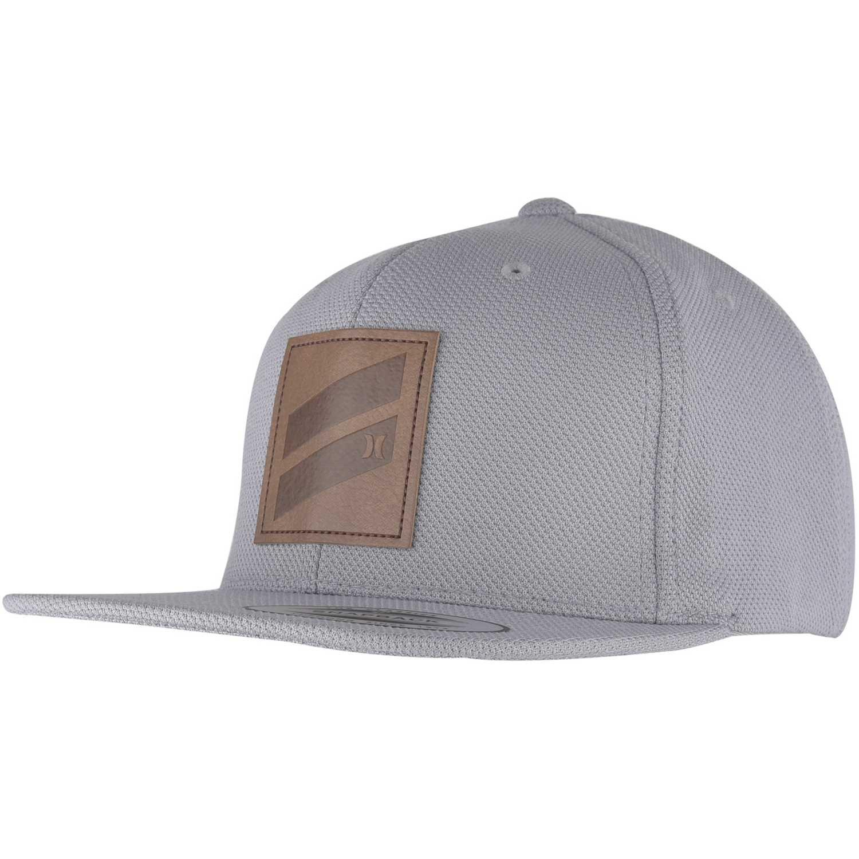 Gorro de Hombre Hurley Gris icon slash hats
