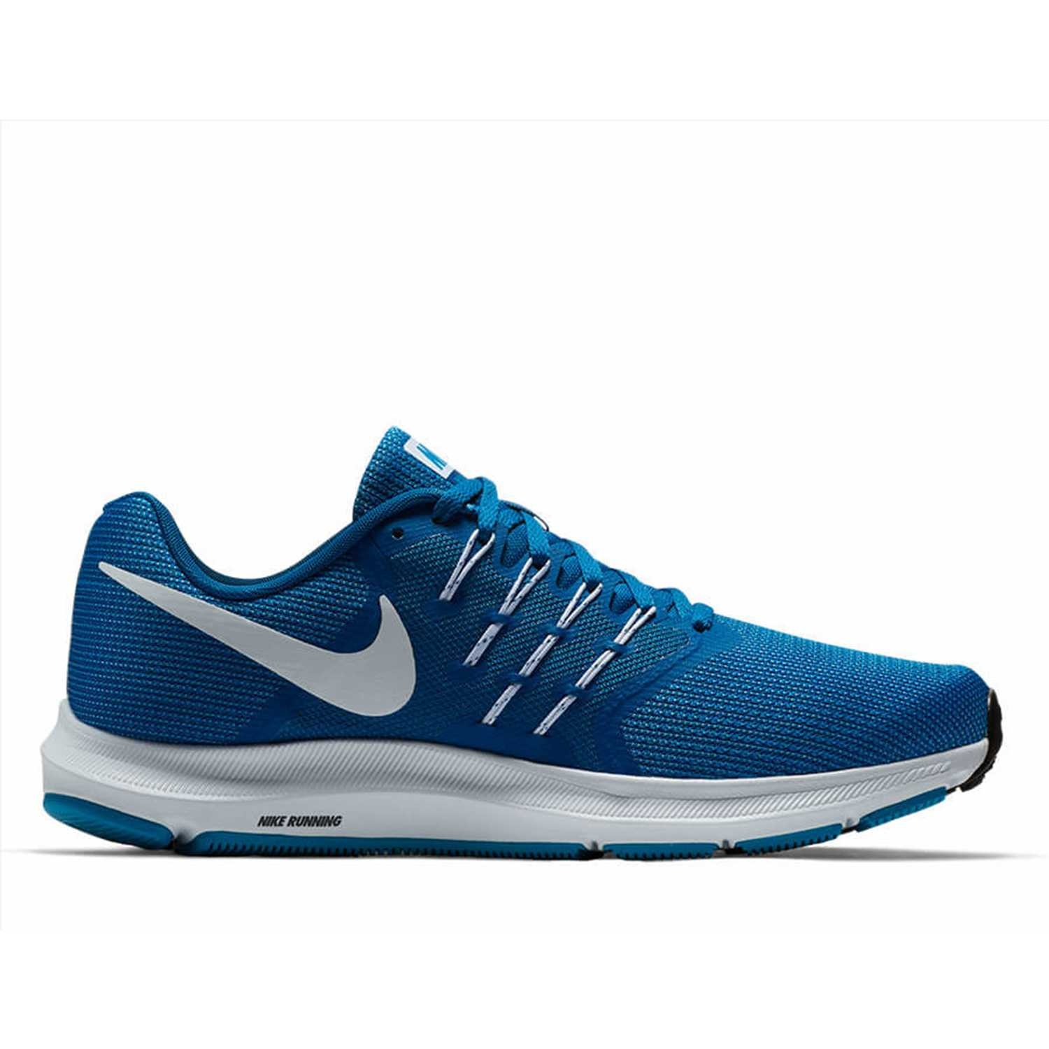 huge selection of 5a1fd a8b12 Zapatilla de Hombre Nike Azul  Blanco run swift