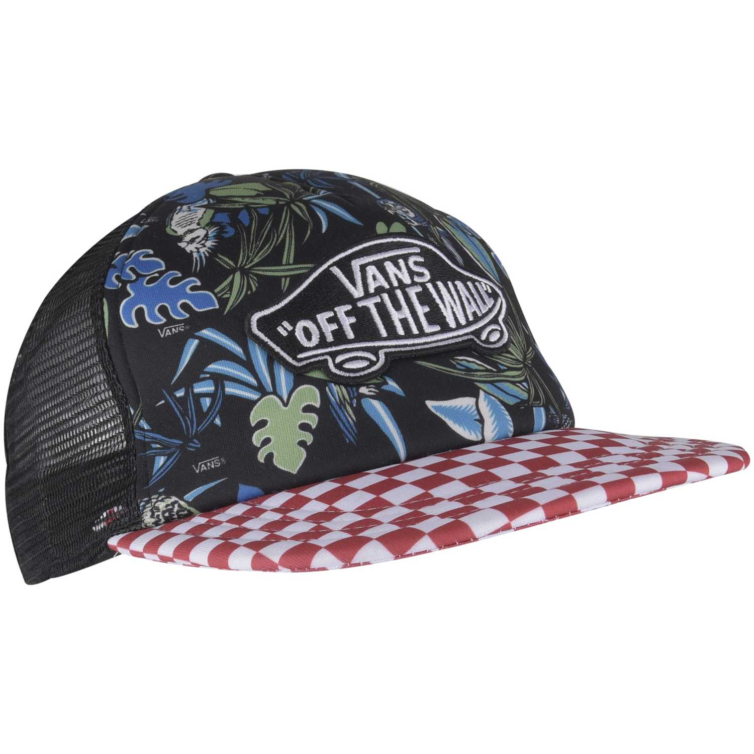 Gorro de Hombre Vans Varios classic patch trucker plus  0921e0be853