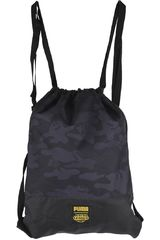 Bolso de Niño Puma JUSTICE LEAGUE GYM SACK (BATMAN) Negro