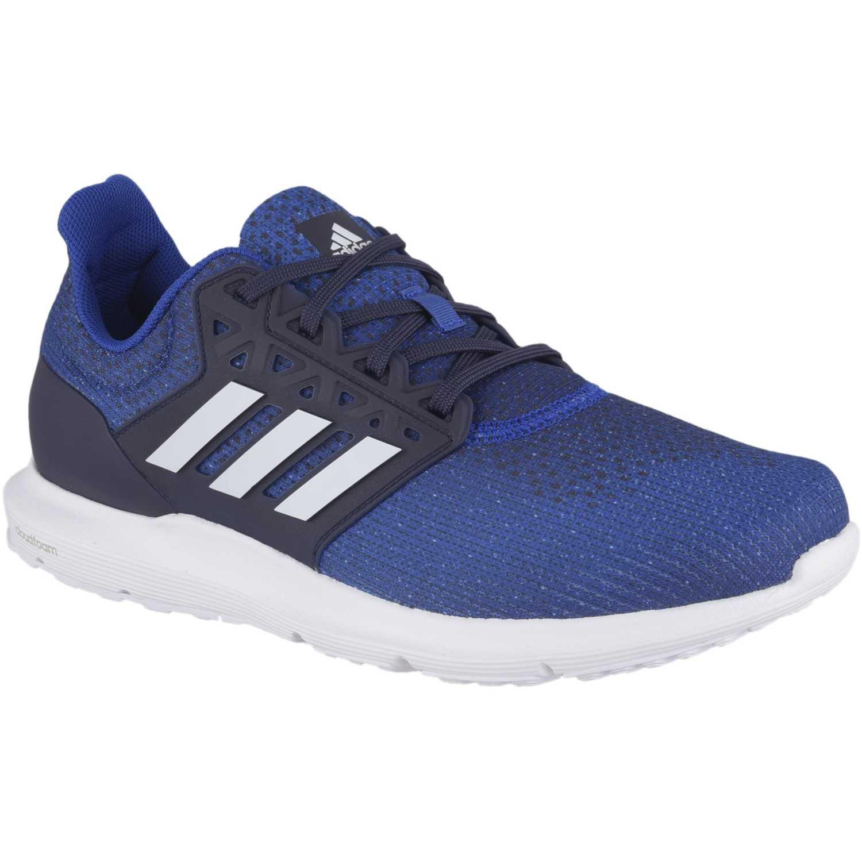 Zapatilla de Hombre Adidas Azulino / blanco solyx m