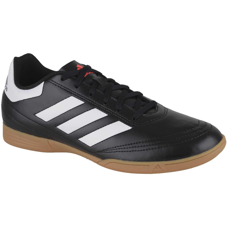 Adidas Negro   blanco de Hombre modelo goletto vi in Fútbol Zapatillas  Deportivo 246dc13d97966