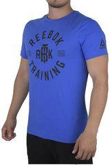 Reebok Azul de Hombre modelo TRAINING 1895 Polos Deportivo