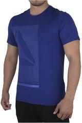 Reebok Azul de Hombre modelo WOR PREM GRAPH TECH TOP Deportivo Polos