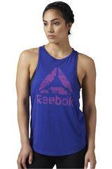 Reebok Azul / Morado de Mujer modelo BO TANK Bividis Deportivo