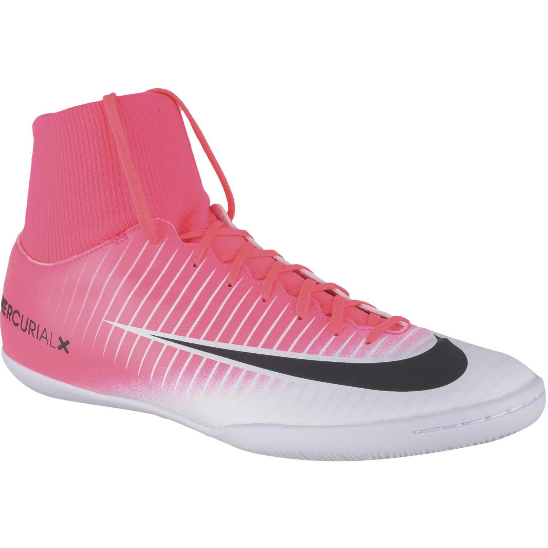 Zapatilla de Hombre Nike Rosado   Blanco mercurialx victory vi df ic ... cf2d28a3d0b8c