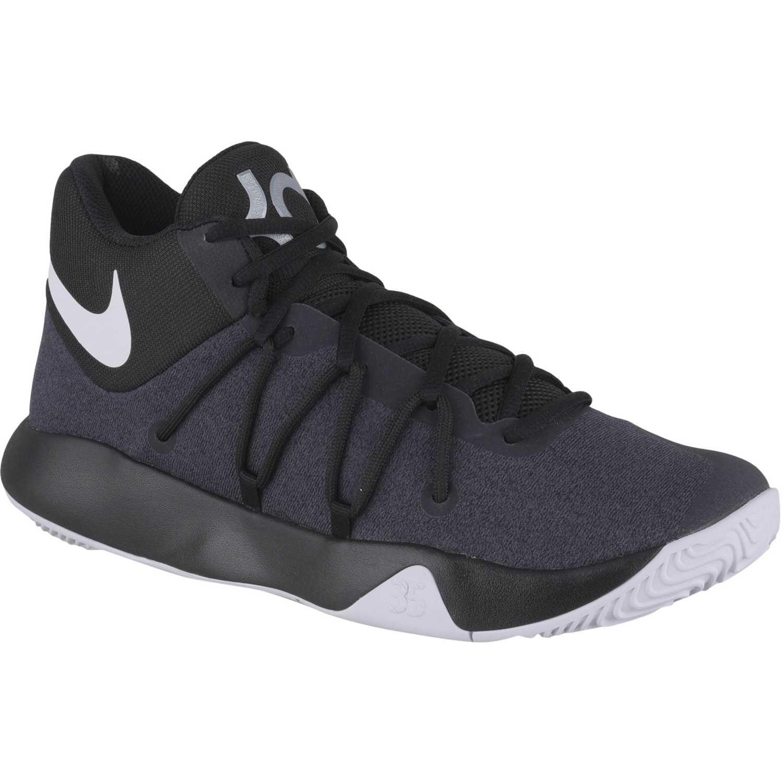 Negro Trey Zapatilla V De Kd Nike 5 Blanco Hombre qqBwZp