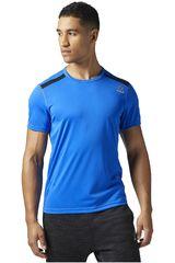 Reebok Azulino / Azul de Hombre modelo WOR TECH TOP Deportivo Polos