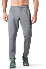 Reebok Plomo de Hombre modelo WOR SL TRCKSTR PANT Deportivo Pantalones