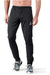 Reebok Negro de Hombre modelo WOR SL TRCKSTR PANT Deportivo Pantalones