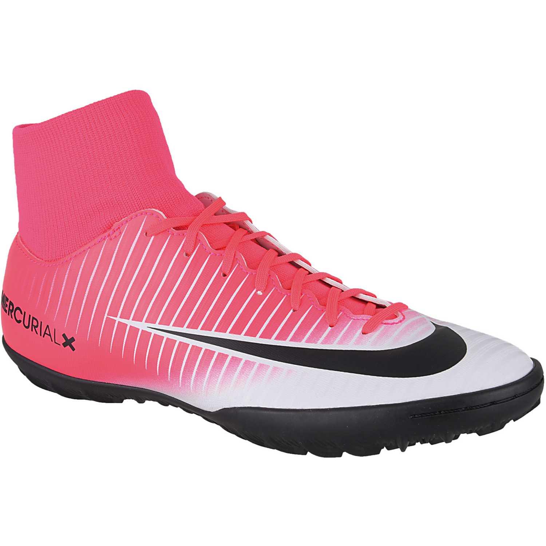Nike Vi Coral Hombre Df Zapatilla De Tf Blanco Mercurialx Victory FESxwqR0