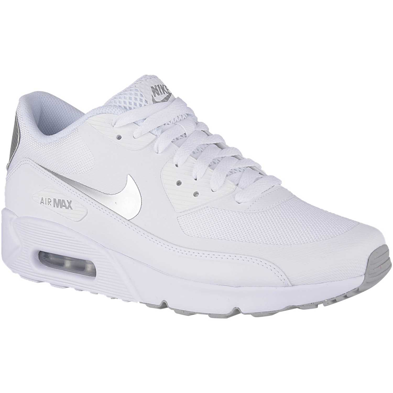 4c89692d Zapatilla de Hombre Nike Blanco / Plateado air max 90 ultra 2.0 essential