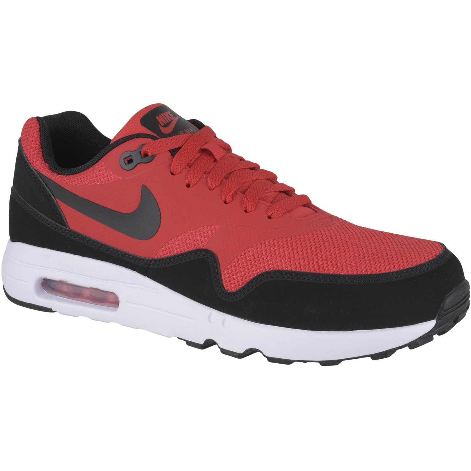 super popular 90366 ea4ad Zapatilla de Hombre Nike Rojo  negro air max 1 ultra 2.0 essential