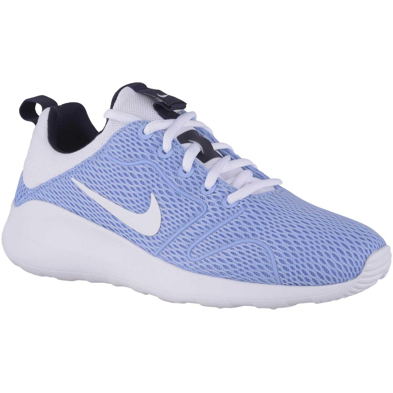 hot sale online ffef1 07279 Zapatilla de Mujer Nike Celeste / blanco wmns kaishi 2.0 br ...