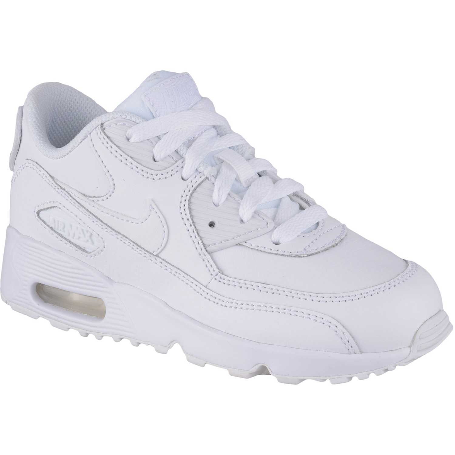 Zapatilla de Niño Nike Blanco air max 90 ltr bp