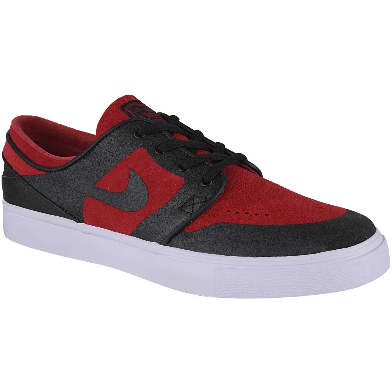 dbfc6c1164b Zapatilla de Hombre Nike Negro   rojo sb stefan janoski elite ...