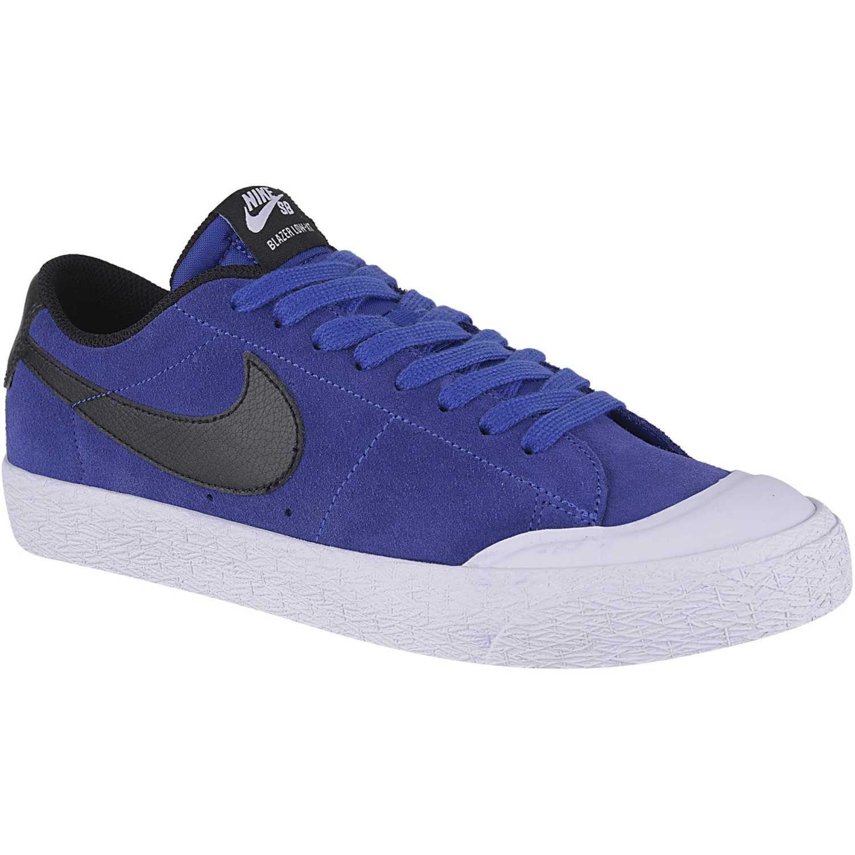 separation shoes ed6c1 d88eb Zapatilla de Hombre Nike Azulino   blanco sb blazer zoom low xt