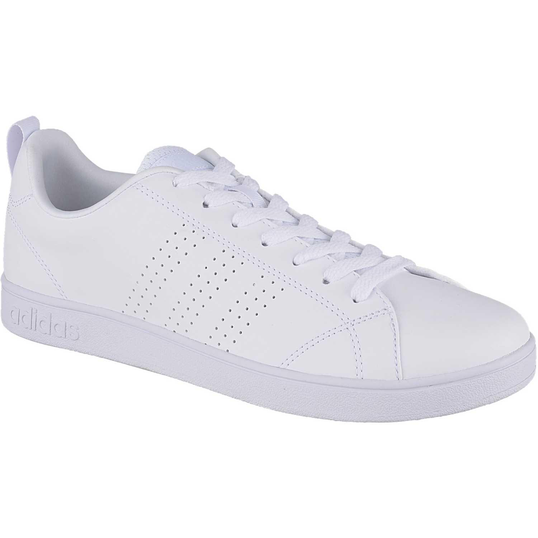 Zapatilla de Hombre adidas NEO Blanco vs advantage cl