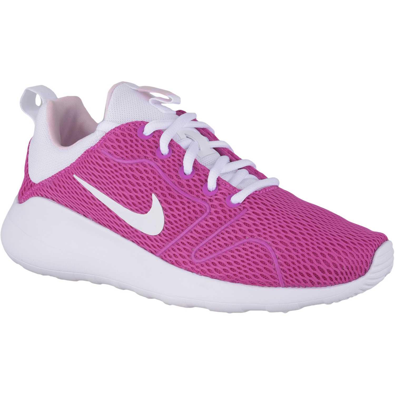 sale retailer 43b60 a7363 Zapatilla de Mujer Nike Fucsia / blanco wmns kaishi 2.0 br ...