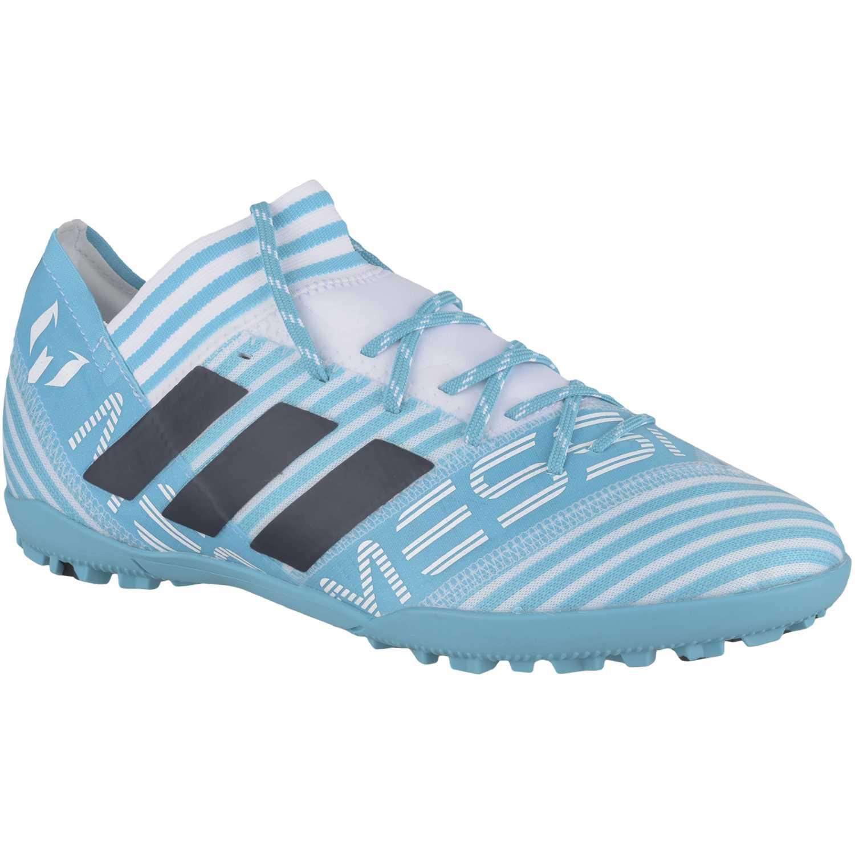 best sneakers d82c7 ebbb4 Zapatilla de Hombre Adidas Celeste   blanco nemeziz messi tango 17.3 tf
