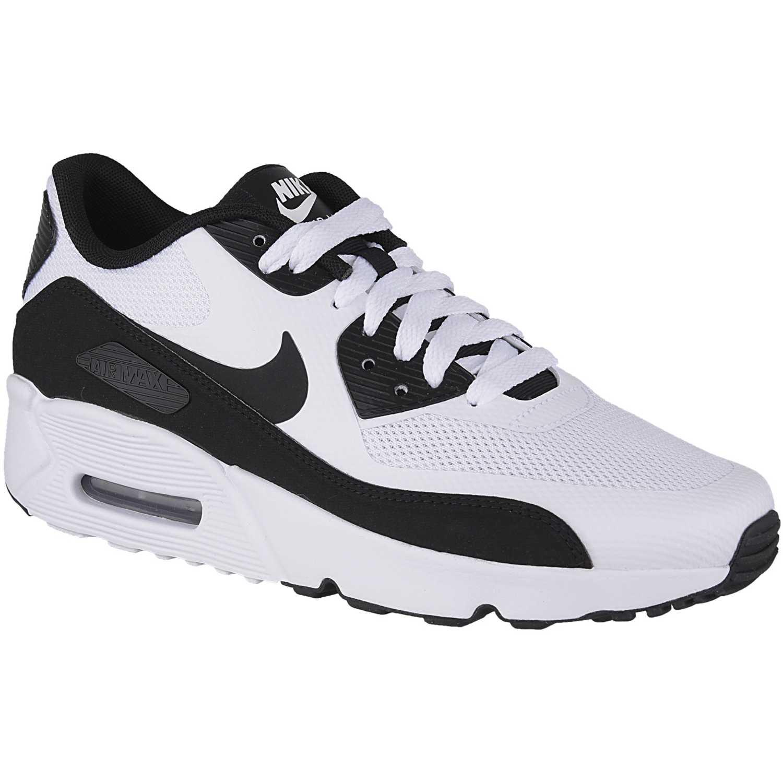 2266b326 Zapatilla de Jovencito Nike Blanco / negro air max 90 ultra 2.0 bg ...