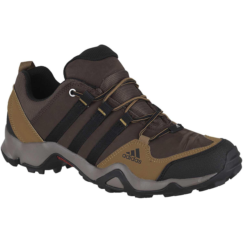 zapatillas adidas marrones hombre