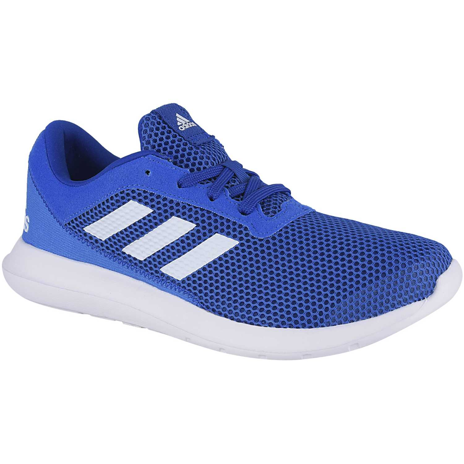 reputable site bf3d9 1feb8 Zapatilla de Hombre adidas Azul   Blanco element refresh 3 m
