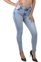 CUSTER Focaliz de Mujer modelo WASH Jeans Pantalones Casual