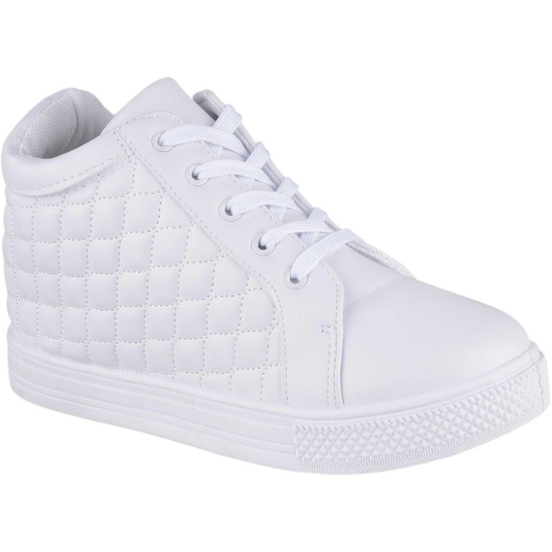 Zapatilla de Mujer Just4u Blanco zc-70695