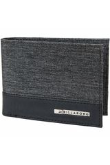 Billabong Plomo de Hombre modelo DIMENSION WALLET Billeteras