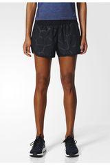 adidas Negro de Mujer modelo M10 BOOST SHO W Deportivo Shorts
