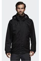 Adidas Negro de Hombre modelo WANDERTAG J SOL Deportivo Casacas