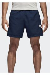 adidas Azul / Blanco de Hombre modelo ESS CHELSEA Shorts Deportivo