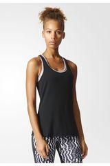 adidas Negro /Gris de Mujer modelo PRIME TANK Bividis Deportivo