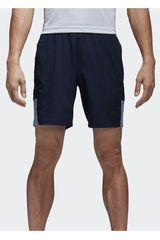 adidas Azul / Celeste de Hombre modelo SPEEDBR SH WV Shorts Deportivo