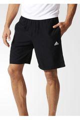 adidas Negro / Blanco de Hombre modelo FAB SHORT Shorts Deportivo