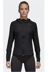 adidas Negro /Gris de Mujer modelo RS HD WND JKT W Deportivo Casacas