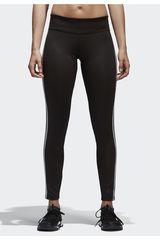 adidas Negro / Blanco de Mujer modelo D2M 3S LONGTIGH Deportivo Leggins