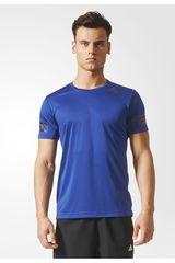 adidas Azulino de Hombre modelo FREELIFT CC Polos Deportivo Camisetas