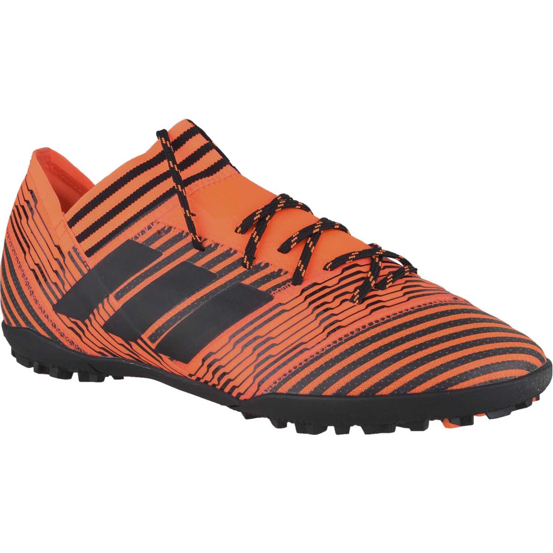 adde7675c Zapatilla de Hombre Adidas Naranja   negro nemeziz tango 17.3 tf ...