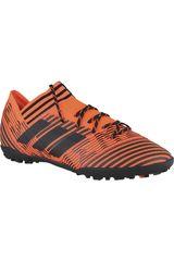 Adidas Naranja / negro de Hombre modelo NEMEZIZ TANGO 17.3 TF Deportivo Fútbol Zapatillas