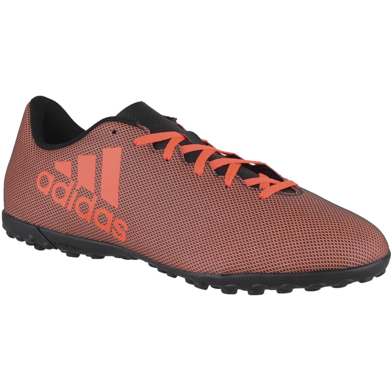 zapatillas hombre naranjas adidas